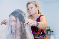 Photographe mariage Seyssins château de la Baume Preparatifs