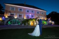 Soirée Photographe mariage Seyssins château de la Baume