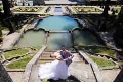 Mariage photo château du Touvet
