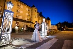 Savoie photographe mariage château Challes les Eaux