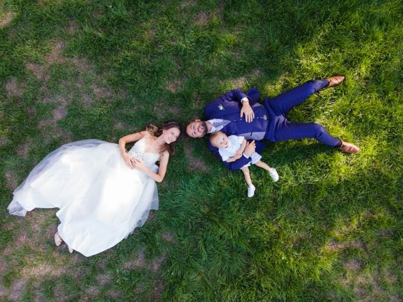 photo couple drone